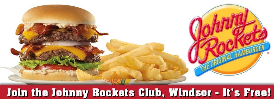 Johnny Rockets Windsor